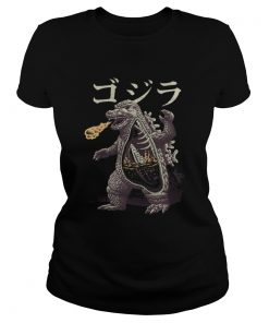 A kaijus anatomy  mens t Classic Ladies