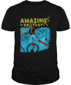 Amazing Fantasy SpiderMan  Unisex