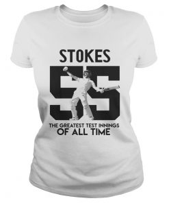 Ben Stokes 55 the greatest test innings of all time  Classic Ladies