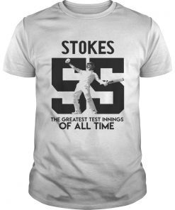 Ben Stokes 55 the greatest test innings of all time  Unisex