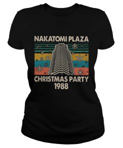 Nakatomi Plaza Christmas party 1988 vintage  Classic Ladies