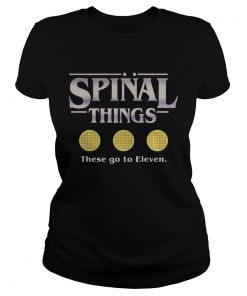 Spinal things these go to Eleven Stranger Things  Classic Ladies