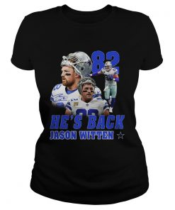 82 Hes back Jason Witten  Classic Ladies