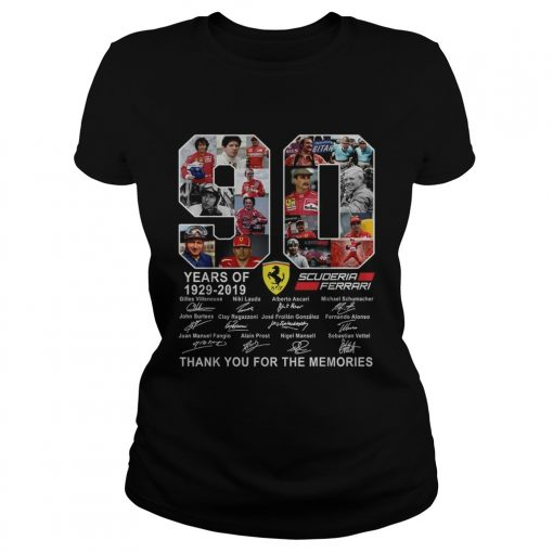90 years of Scuderia Ferrari thank you for the memories  Classic Ladies
