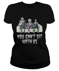 Beetlejuice Edward Jack You cant sit with us  Classic Ladies