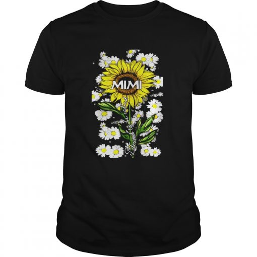 Blessed to be called mimi Sunflower daisy  Unisex