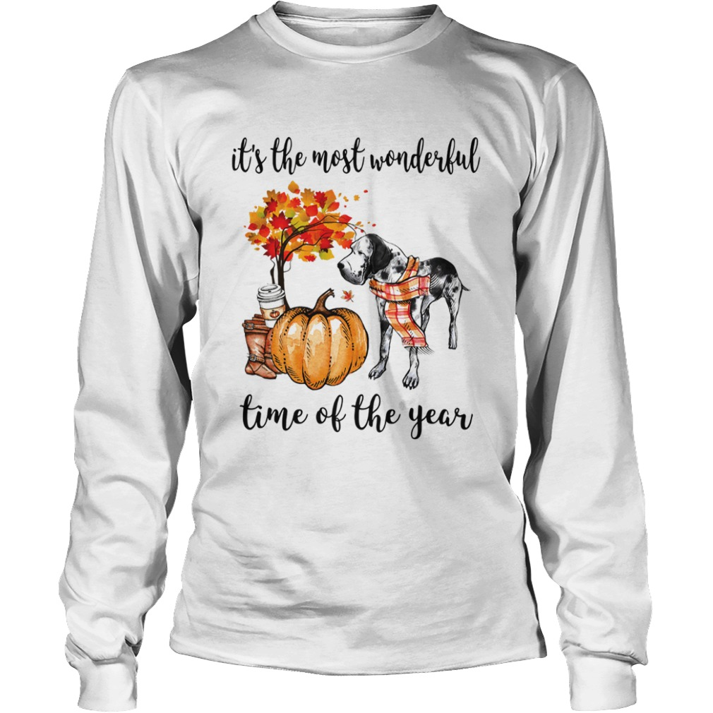 Dalmatian its the most wonderful time of the year LongSleeve