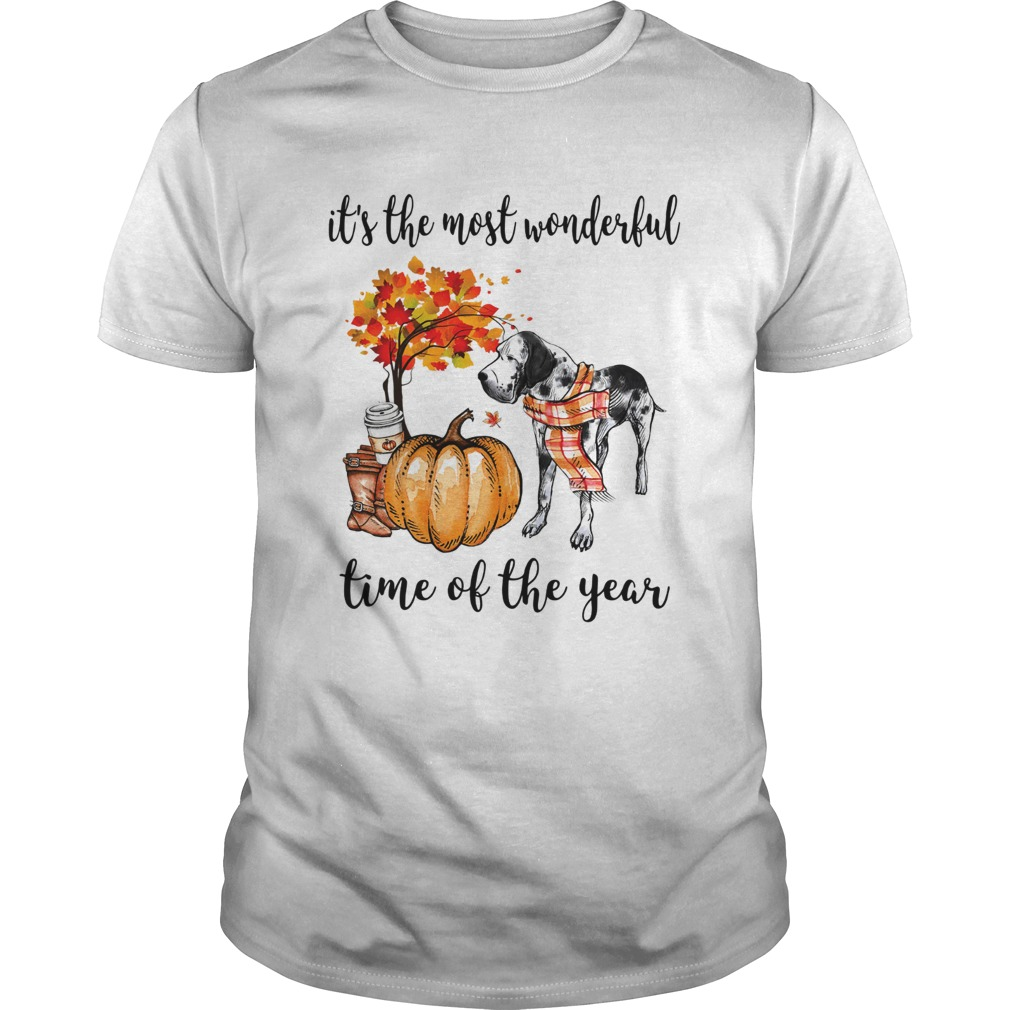 Dalmatian its the most wonderful time of the year Unisex