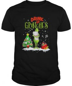 Drink up Grinches Christmas Dunkin Donuts  Unisex