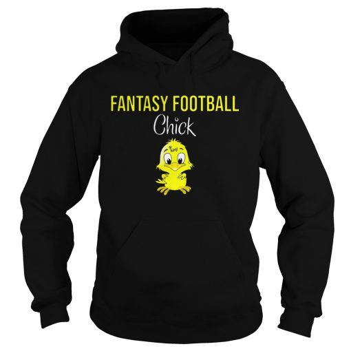 Fantasy Football Chick  Hoodie