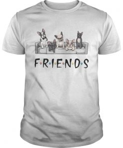 French Bulldog friends  Unisex