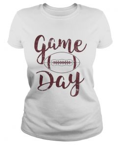 Game day football  Classic Ladies