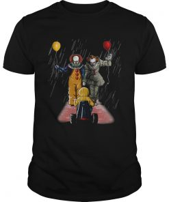Georgie Denbrough Pennywise IT  Unisex