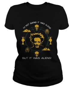 Giorgio A Tsoukalos Im not saying it was aliens but it was aliens  Classic Ladies
