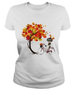 Harry Potter Bicycle Autumn  Classic Ladies