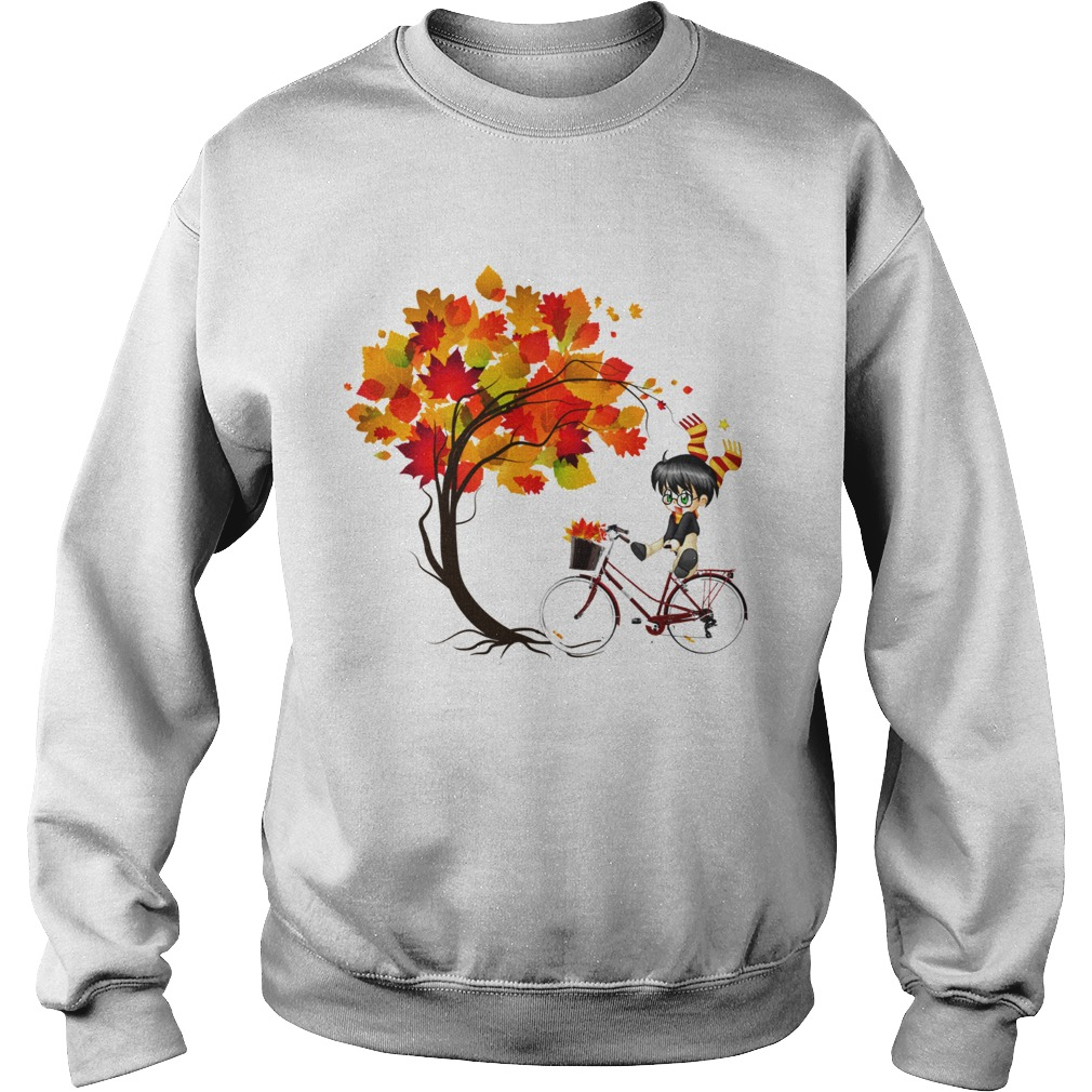 Harry Potter Bicycle Autumn Sweatshirt