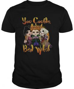 Hocus Pocus you coulda had a bad witch Halloween  Unisex