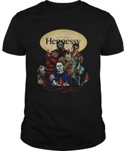 Horror movies character Hennessy Cognac  Unisex