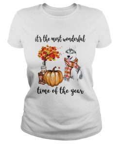 Husky its the most wonderful time of the year  Classic Ladies