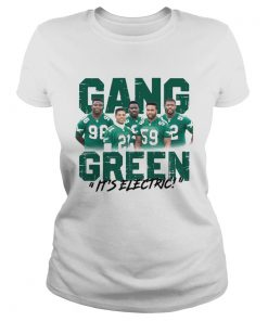 Jalen Mills Gang Green its electric  Classic Ladies