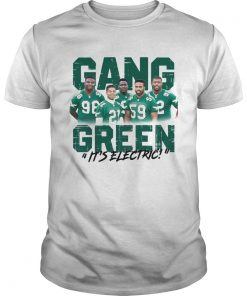Jalen Mills Gang Green its electric  Unisex