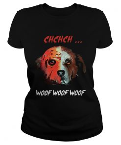 Jason Voorhees dog chchch woof  Classic Ladies
