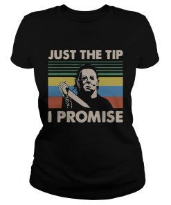 Jason Voorhees just the tip I promise vintage  Classic Ladies