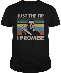 Jason Voorhees just the tip I promise vintage  Unisex