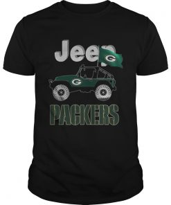 Jeep Green Bay Packers flag  Unisex