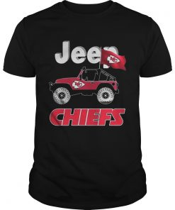 Jeep Kansas City Chiefs fan  Unisex