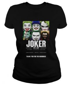 Joker 1994 2019 thank you for the memories  Classic Ladies