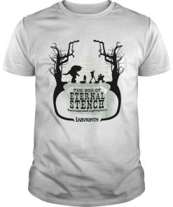 Labyrinth come and visit the bog of Eternal Stench  Unisex