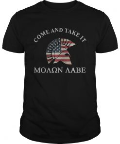 Molon Labe Come and take it  Unisex