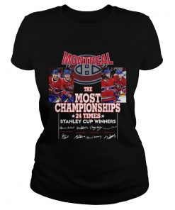 Montreal The Most Championships  Classic Ladies
