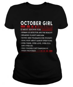 October Girl facts is most known for  Classic Ladies