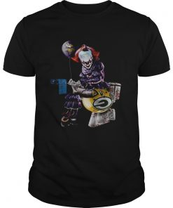 Pennywise Minnesota Vikings Detroit Lions and Green Bay Packers toilet  Unisex