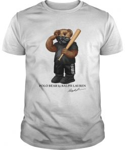 Polo Bear by Ralph Lauren signature  Unisex