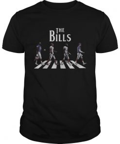 The Bills Abbey road  Unisex
