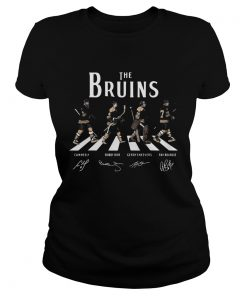 The Bruins Abbey Road signature  Classic Ladies