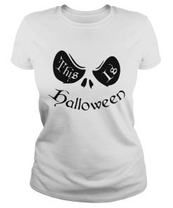 This is Halloween Jack Skellington  Classic Ladies