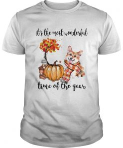 Welsh Corgi its the most wonderful time of the year  Unisex