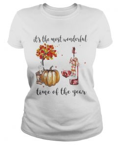 Wine Its the most wonderful time of the year  Classic Ladies