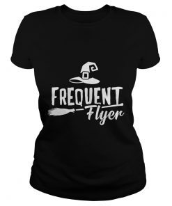 Womens Frequent Flyer Shirt Classic Ladies