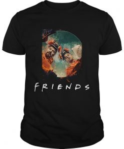 Friends Breaking Bad Art  Unisex