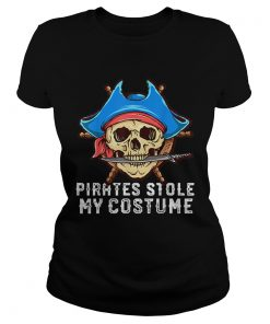 Halloween Pirates Stole My Costume Easy Outfit Adults  Classic Ladies