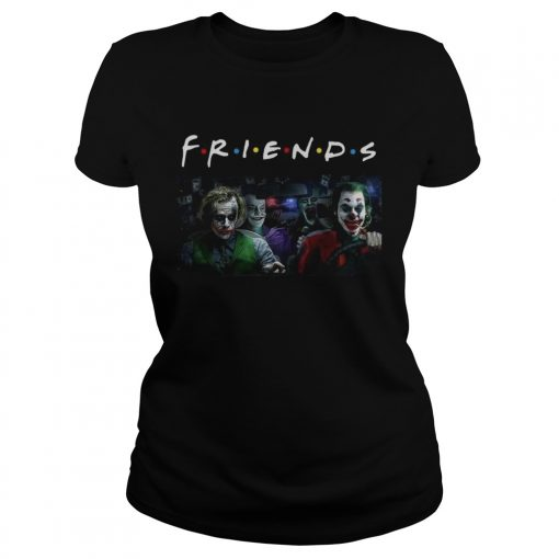 Jack Nicholson Heath Ledger Jared Leto and Joaquin Phoenix friends tv show  Classic Ladies