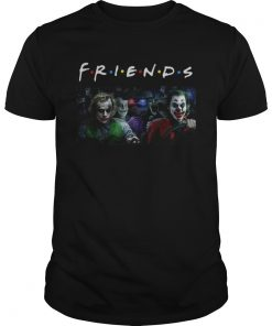 Jack Nicholson Heath Ledger Jared Leto and Joaquin Phoenix friends tv show  Unisex