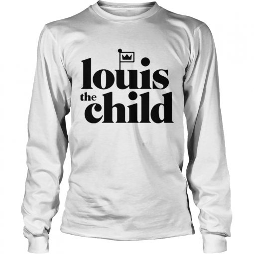 Louis the child merch