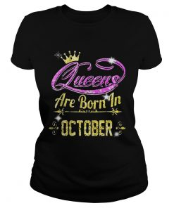 Queens are born in October  Classic Ladies