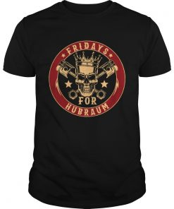 Skull Fridays for Hubraum  Unisex